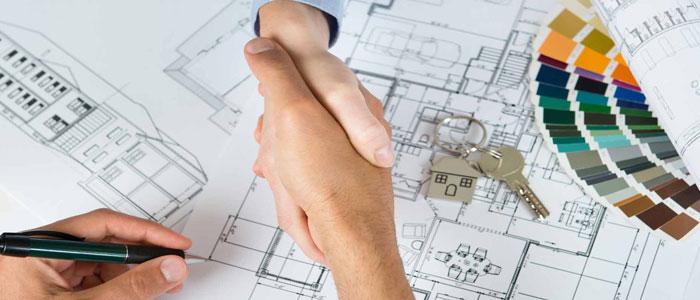تنظیم قراردادهای مشارکت در ساخت