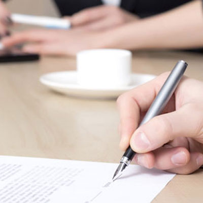 قرارداد کار و انواع آن