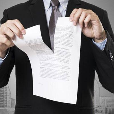 موارد ابطال قرارداد اجاره