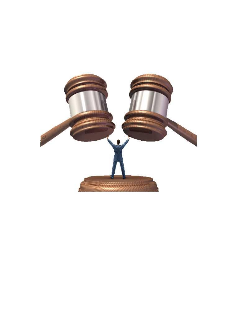 مقالات داوری در دعاوی