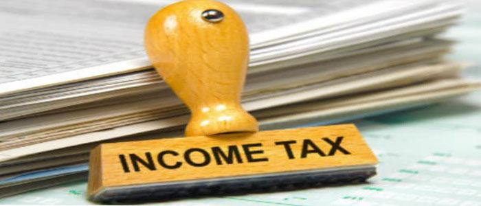 مالیات بردرآمد ناشی از منابع مالی مختلف