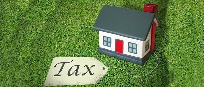مالیات بر درآمد نقل و انتقال املاک